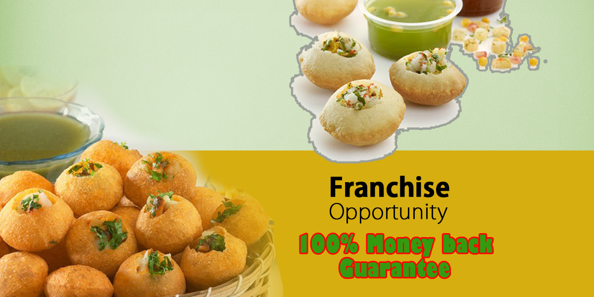Chaat franchise opportunity India