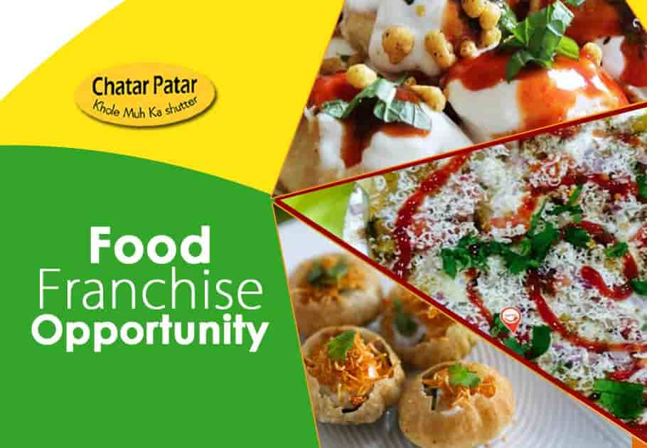 Food franchise opportunities