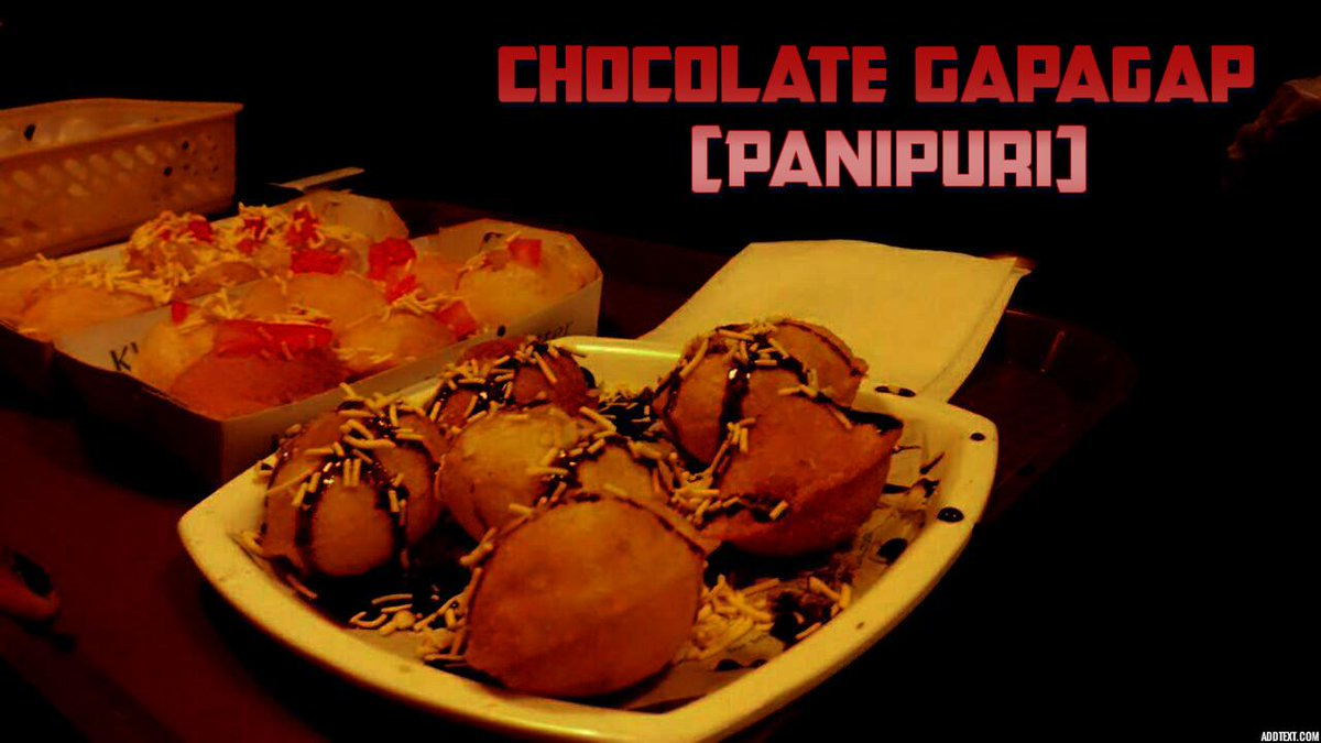 Chocolate Gapagap